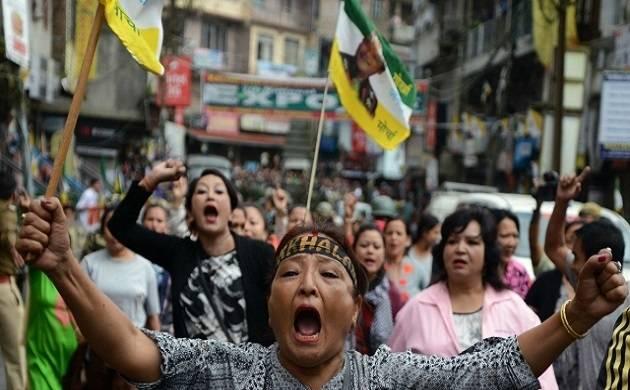 GJM strike: Mamata Banerjee government issues notice to agitators