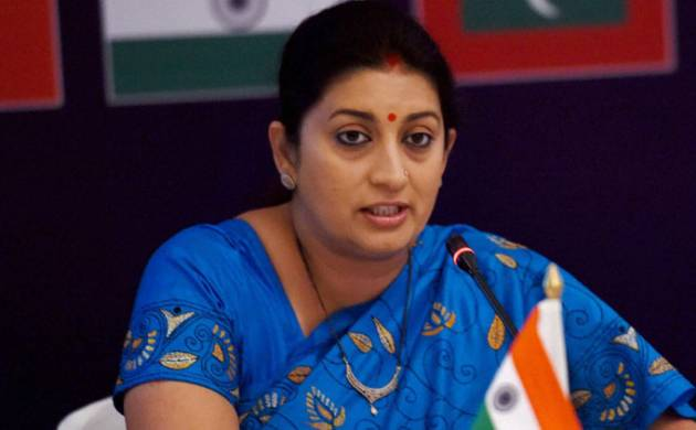 Chennai flood pics passed as Gujarat flood photos, PTI fires photojournalist after Smriti Irani points out mistake (File Photo)