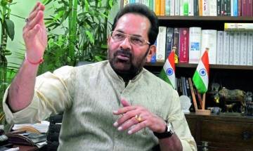 Vande Mataram row | Not singing national song doesn't make one anti-national: Union Min Naqvi