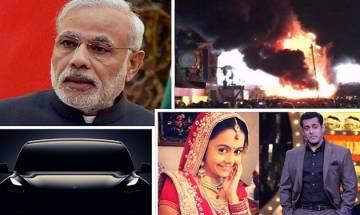 Top 10 news at 12 PM on July 30: PM Modi on Mann Ki Baat, Devoleena Bhattacharjee opens up on entering Bigg Boss 11 and more