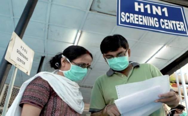 Pregnant woman dies of swine flu.