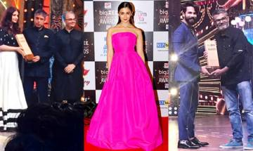 Big Zee Entertainment Awards 2017: From Alia to Shahid, here's the complete list of winners