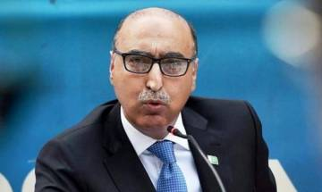 Dialogue between India and Pakistan a pre-requisite for peace: Outgoing Pak envoy Basit