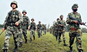 Chinese troops intruded into Indian space on July 26 in Chamoli