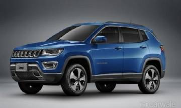 Jeep Compass hits Indian roads at Rs 14.95 Lakhs, top model priced Rs 20.65 Lakh