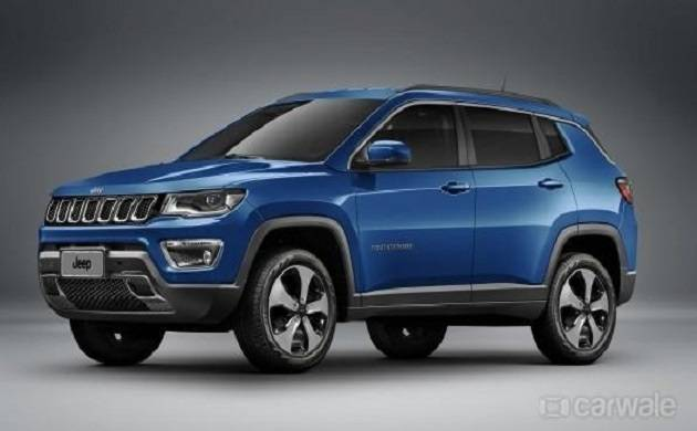 Jeep Compass launched in India at Rs 14.95 lakhs
