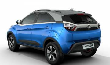 Tata Nexon's website goes live; bookings open