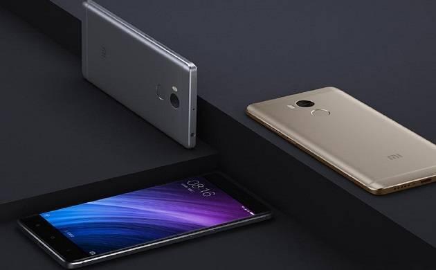 Xiaomi Redmi 4 - File photo
