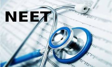 Tamil Nadu government seeks exemption from National Medical Entrance Test, NEET