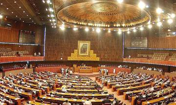 Pakistan's Parliament to elect new prime minister today, six candidates in fray