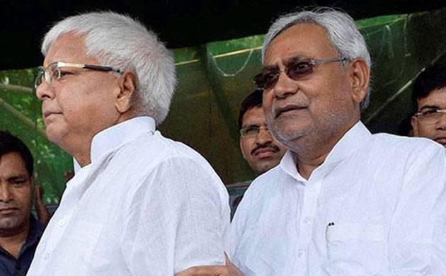 Lalu Prasad Yadav attacks Nitish Kumar, says he is greedy for power (File Photo)
