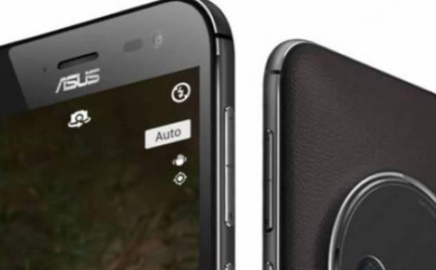 Asus ZenFone 4 - File photo