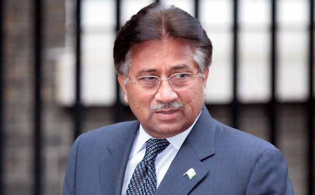 Musharraf bats for says military brought Pakistan on track, civilians derailed it