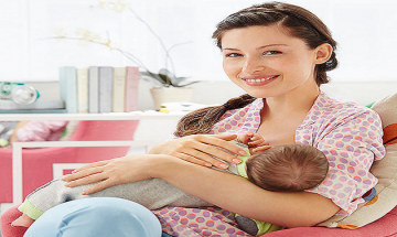 Rate of breastfeeding increases to 41.6 per cent in India