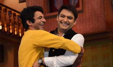 Here's how Sunil Grover reacted to Kapil Sharma's love filled birthday wish
