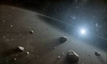 Astronomers identifies the oldest known asteroid family