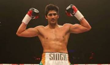 India vs China in boxing ring, Vijender Singh set to pack a punch against Zulpikar Maimaitiali in 'double title fight'