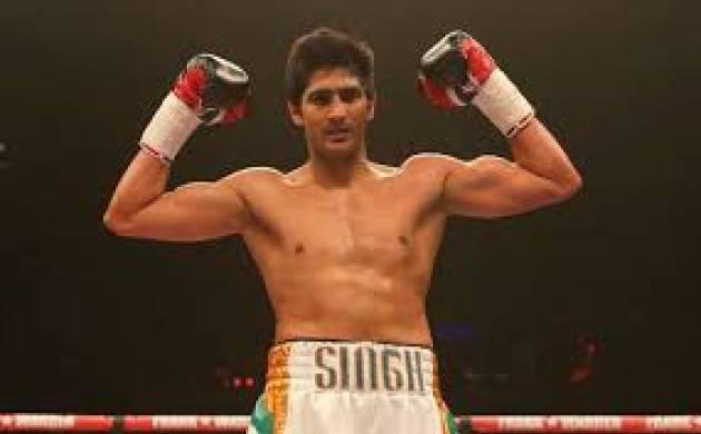 Vijender Singh vs Zulpikar Maimaitiali