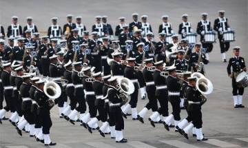 Indian Navy band will perform at historic Edinburgh Military Tattoo