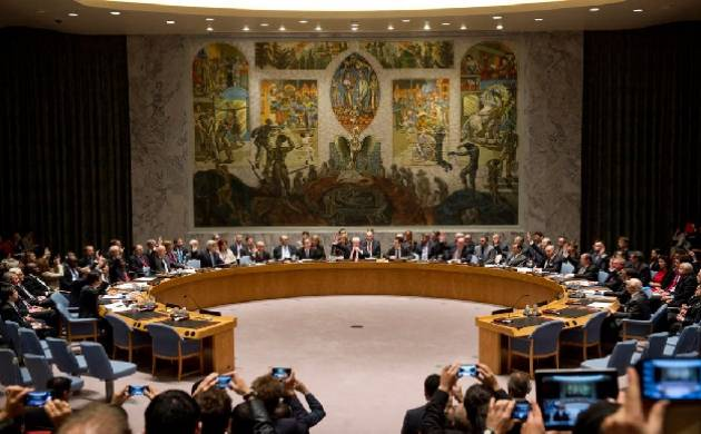 Members of UN Security Council. (Representative Image/Source: United Nations)