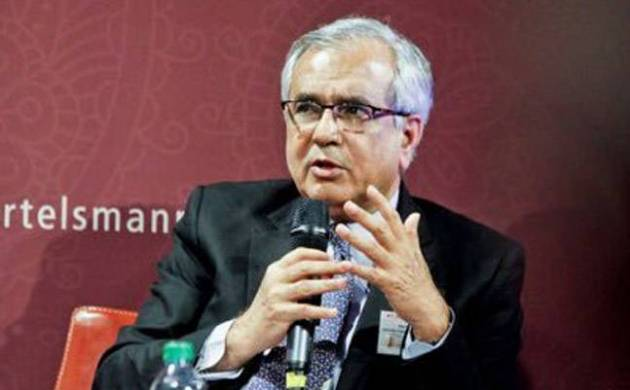 Economist Dr Rajiv Kumar (Image: Twitter)