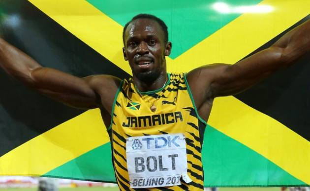 IAAF World Championships - Usain Bolt