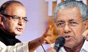 BJP-RSS clash in Kerala: Arun Jaitley visits state capital to take stock of situation