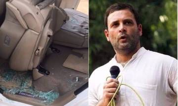 Rahul Gandhi car attack: Goa Congress women's wing to send bangles to PM Modi, Amit Shah