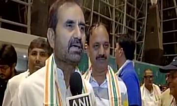 Gujarat RS polls: Cong leader Ahmed Patel to meet party MLAs in resort ; Shaktisinh Gohil claims no horse trading possible now