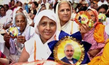 Prime Minister Narendra Modi to host Vrindavan widows who will tie rakhis on his wrist