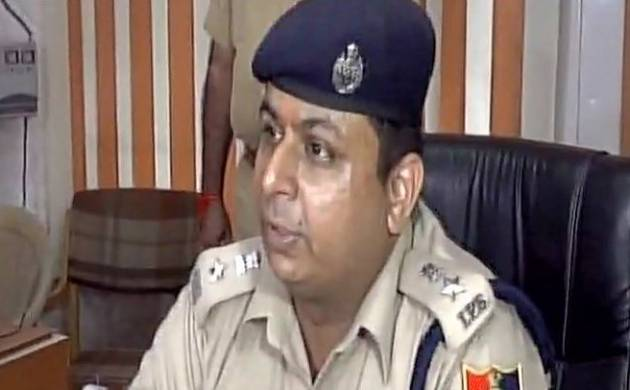 Senior Superintendent of Police Chandigarh Eish Singhal (ANI Image)