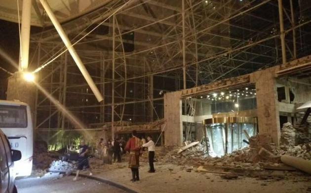 7.0-magnitude earthquake jolts China's Sichuan Province (Image: Twitter)