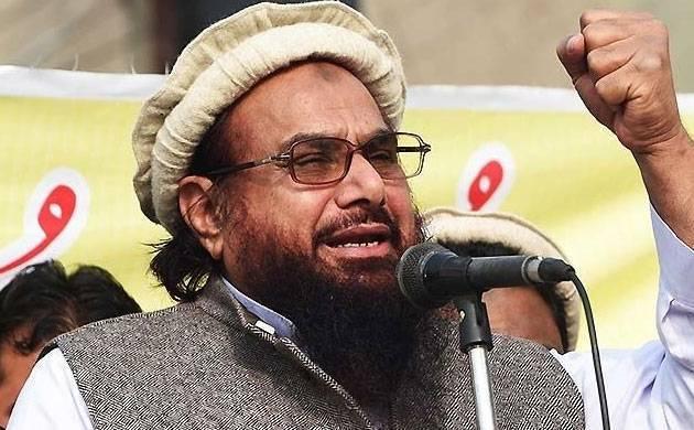 Hafiz Saeed (file photo)