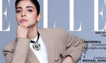'Bawse lady' Anushka Sharma in new Elle cover is completely in control; see pic