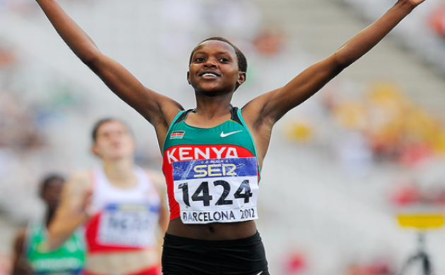Faith Kipyegon - File photo