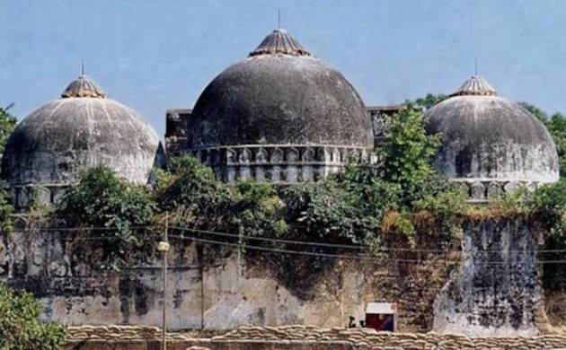 Babri Masjid case | Shia board tells SC: Mosque can be built in Muslim-dominated area at a reasonable distance (File Photo)