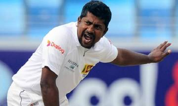 Ind vs SL: Rangana Herath ruled out of third Test due to back injury