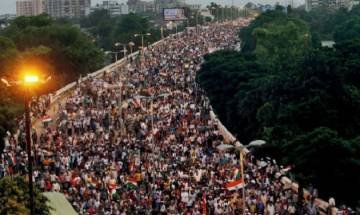 Maratha Kranti Morcha : Lakhs of people expected to be part of protest march in Mumbai