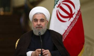 Iran President Hassan Rouhani appoints two female vice-president