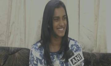 PV Sindhu, badminton star, takes charge as deputy collector in Andhra Pradesh government