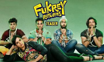 'Fukrey Returns' teaser out! Pulkit Samrat, Richa Chadha are back with a bang
