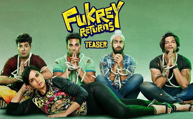 'Fukrey Returns' teaser out! Pulkit Samrat, Richa Chadha are back with a bang