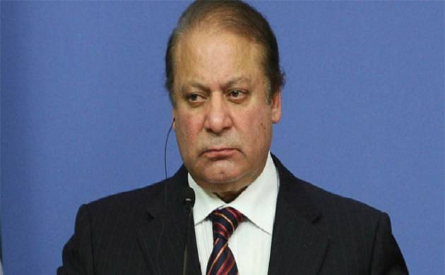Former Pakistan PM Nawaz Sharif conducts roadshow in Rawalpindi.