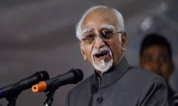 Hamid Ansari in farewell speech: Democracy can become 'tyranny' if opposition not allowed to criticise govt
