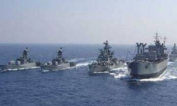 US Navy destroyer sails close to China's artificial islands