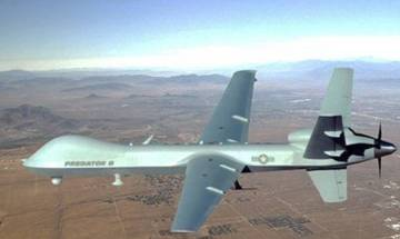 IAF drone crashes near Pakistan border in J&K, police rush to investigate incident