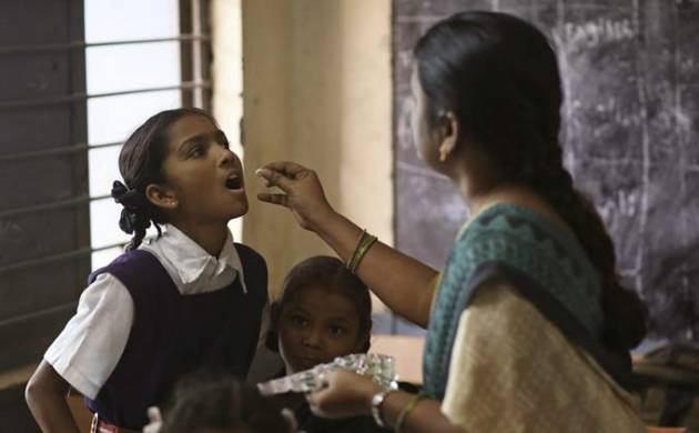 4.31 lakh students to be dewormed with single dose each of Albendazole (File Photo)