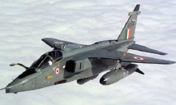 IAF's Jaguar with AESA radar flies for first time