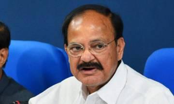 VP-elect Venkaiah Naidu slams his predecessor Hamid Ansari for saying 'minorities are insecure' in India
