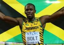 IAAF World Championships: Usain Bolt anchors Jamaica's  4*100 m relay team into finals